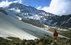 Sabalan Kouh - højeste bjerg i Sabalan massivet