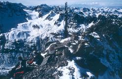 Udsigten nydes fra toppen (W. Gamshorn)