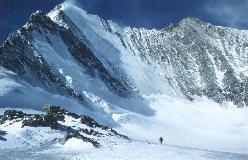 Lidenheden i bjergene (Lenzspitze)