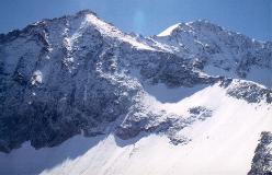 Gross Bigerhorn efter en kraftig frontpassage