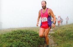 1995: I det kølige og overskyede vejr denne dag havde jeg mit bedste løb
