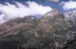 Pointe d'Ar Pitetta set fra le Vichiesso