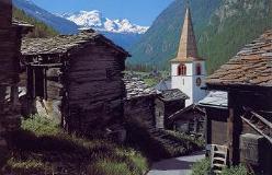 Ankomst til Randa ad Domhüttenweg
