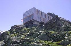 Den nye Topalihütte